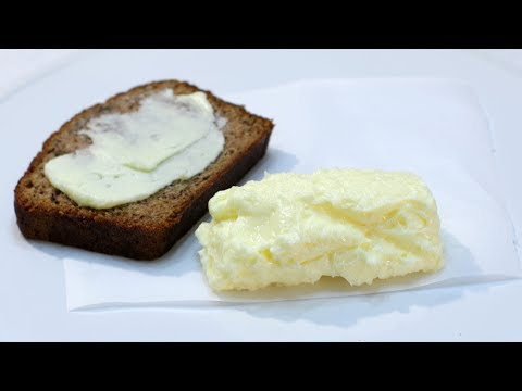 How to Make Butter at Home | Easy Homemade Butter Recipe