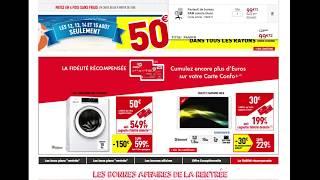 Conforama comment ajouter un code promo Conforama.fr (France)