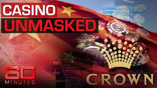 EXCLUSIVE: Crown Casino exposed. Sex trafficking, drugs, money laundering | 60 Minutes Australia