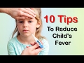 How to Reduce Fever in a Toddler And How To Control Fever In Child