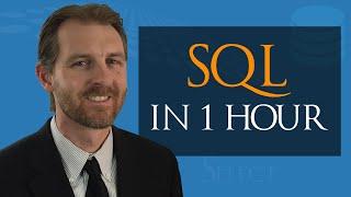 Learn SQL in 1 Hour - SQL Basics for Beginners