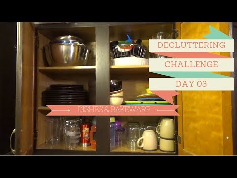 30 Day Decluttering Challenge - Day 03