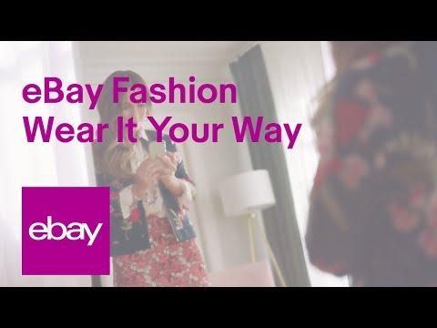 eBay Fashion | Wear It Your Way
