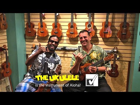 How to play the Ukulele: Wilbur Sargunaraj