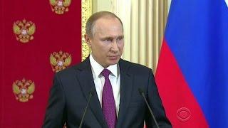Putin dismisses Trump