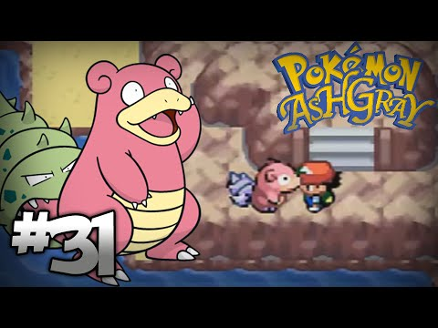 Let's Play Pokemon: Ash Gray - Part 31 - Seafoam Islands