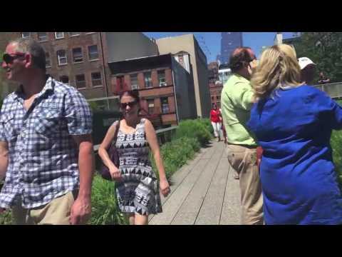Chelsea Market, The Highline, & More