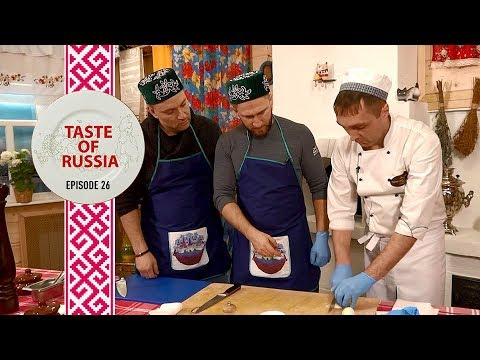 Mosques, Cathedrals & Tatar cuisine: Perfect together in spectacular Kazan - Taste of Russia Ep. 26