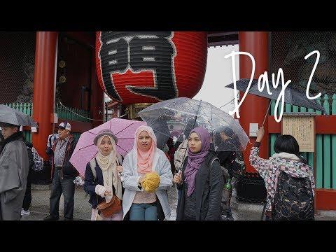 Memo Travel Japan// DAY 2 // Asakusa // Ameyoko // Tokyo Tower