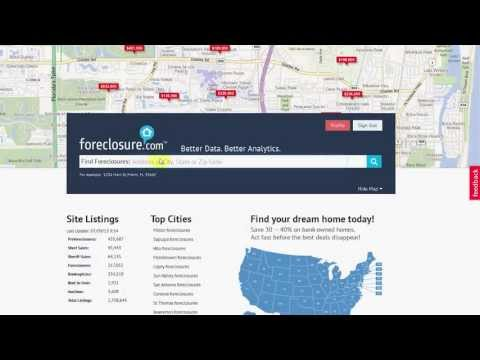 Best Way To Find Free Foreclosures Online