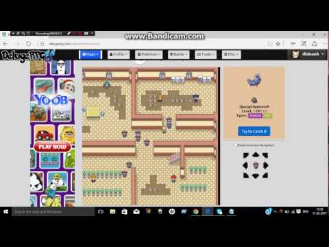 How to catch legendary pokemon easily on deluge rpg 2017 #7