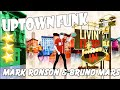 Uptown Funk Mark Ronson Ft Bruno Mars Just Dance 2016
