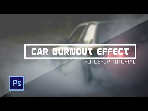Car BurnOut Effect | Photoshop Tutorial-12