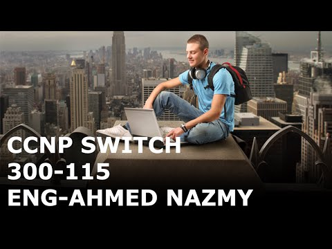 39-CCNP Switch 300-115 (Lecture 39 - SNMP ) By Eng-Ahmed Nazmy | Arabic