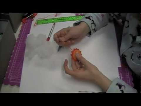 How to Create Your Own Felt Embellishment