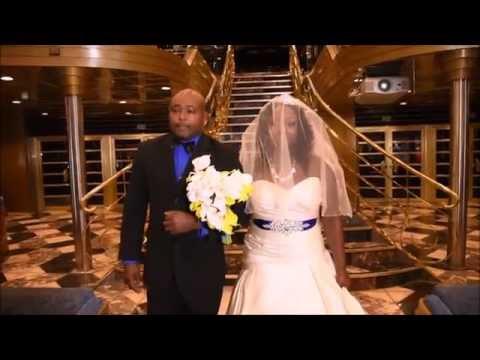 Carnival Wedding Cruise- Carnival Ecstasy