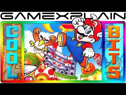Cool Bits - Super Mario Land 2's Nintendo Toy Brick Secret