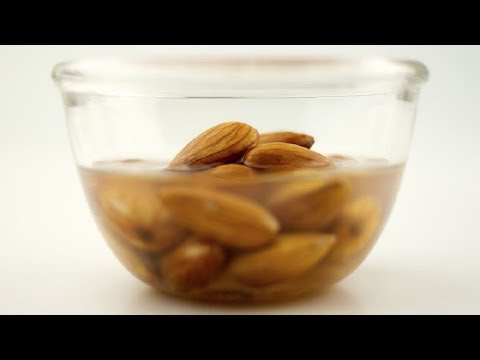 Why Bother Soaking Nuts Before Eating Them?