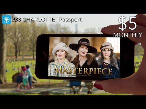 PBS Charlotte Passport