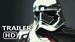 STAR WARS 8 Official D23 Trailer (2017) THE LAST JEDI Disney Movie HD