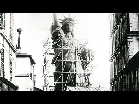 The Statue of Liberty: Building an Icon | The B1M