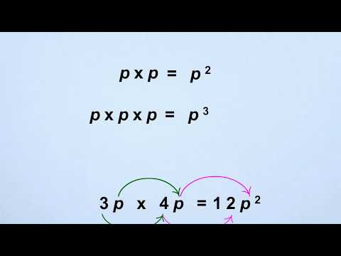 Algebra for Primary Students - Part 2