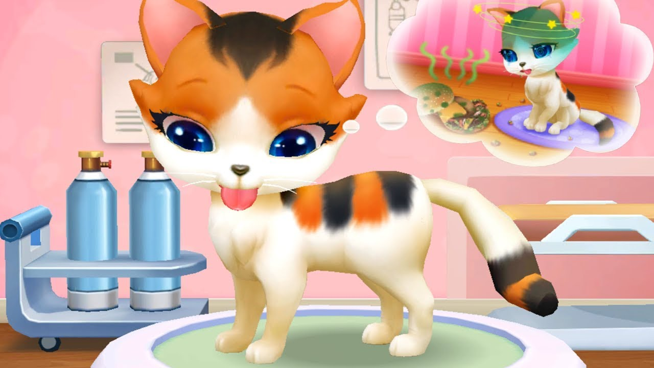 Fun Animal Hospital Care Kids Game - Let's Take Care Of The Cute Fluffy Animals Games By Tabtale