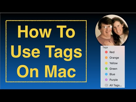 How to Use Tags On Mac - Complete Tutorial