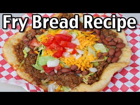 5 Dollar Meal! Homemade Fry Bread Recipe