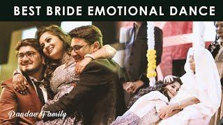 Best Bride dance | priyanka | Pandav Family | best sangeet Sandhya | DP films | cinematic wedding