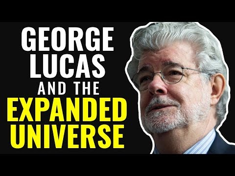 George Lucas and the Expanded Universe (Legends)