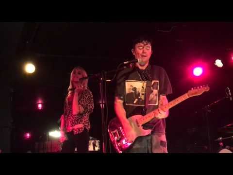 Dominos, The Big Pink, The Rave Bar, Milwaukee, WI 3/10/16