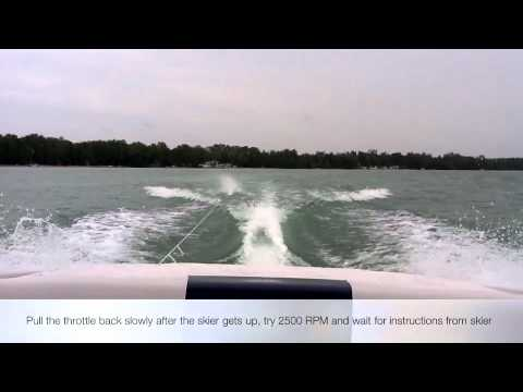 How To Waterski Part 2: Driving the Boat