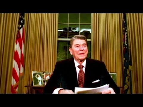 Reagan on taxes, Social Security