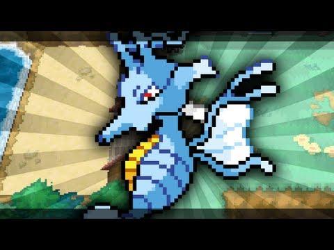 How & Where to catch/get - Kingdra in Pokemon Black 2 & Pokemon White 2
