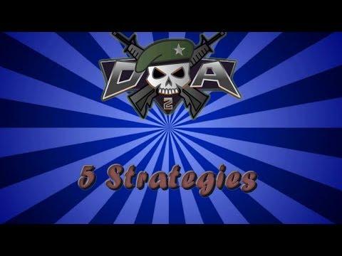 Top 5 Mini Militia Strategies | Doddle Army 2 [4.0.11]