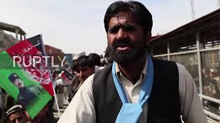 Download Afghanistan: Hundreds rally near border over Pakistani rocket attacks Video