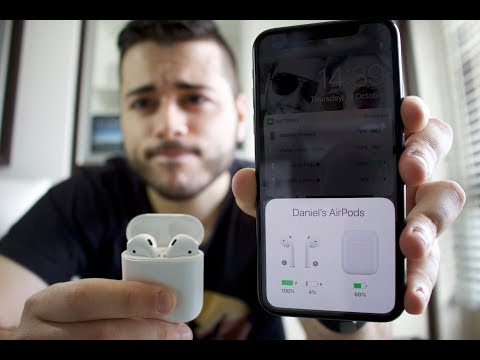 AirPods Charging Issues FIXED!! (Battery Drain & MORE)