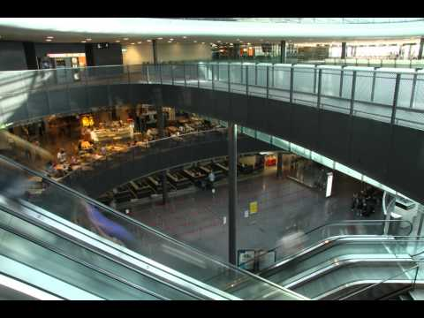 Time-Lapse Zurich Airport 02