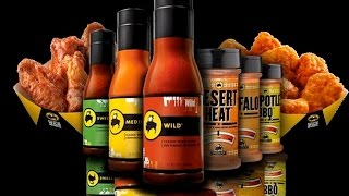 We Try Every Buffalo Wild Wings Sauce