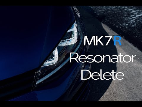 Golf R Res Delete Sound: Farts and Burbles