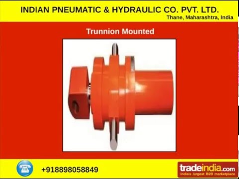 Hydraulic Pneumatic Cylinder Manufacturer from Thane | Indian Pneumatic & Hydraulic Co. Pvt. Ltd