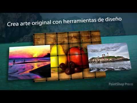 PaintShop Pro X5 - Español
