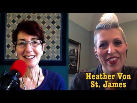 FCV097 Parents, kids, and cancer — Guest: Heather Von St. James