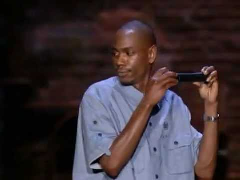 Dave Chappelle - Racist