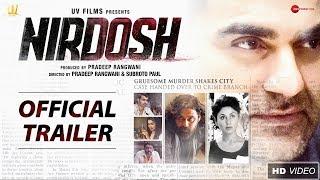 Nirdosh official Trailer   Arbaaz Khan   Manjari Fadnnis   Ashmit Patel   Maheck Chahal   19 Jan