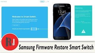 Unbrick and Recover Boot SBL Error 100% fix Samsung S7Edge - The