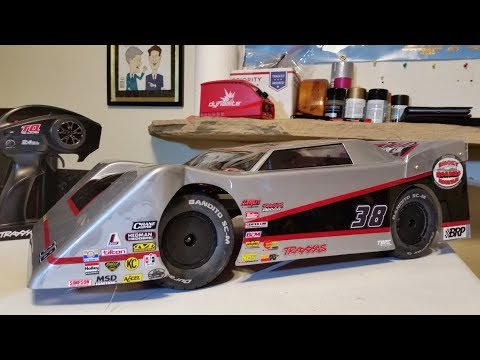 AMAZING RC Project: Dirt Oval (round 3) Traxxas Slash