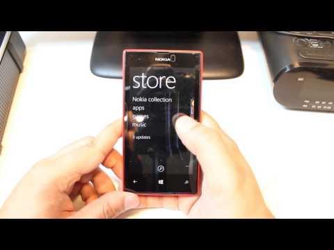 We Chat install to Nokia Lumia 520