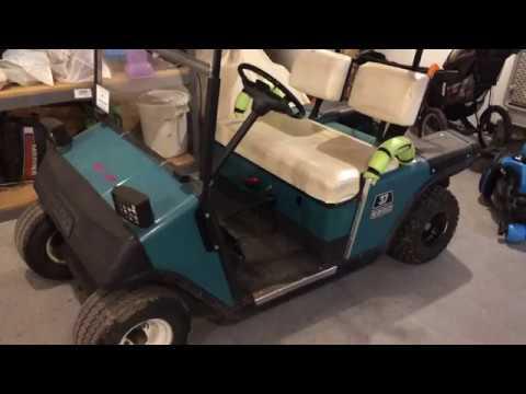 Golf Cart Leaf Spring Change and Upgrade